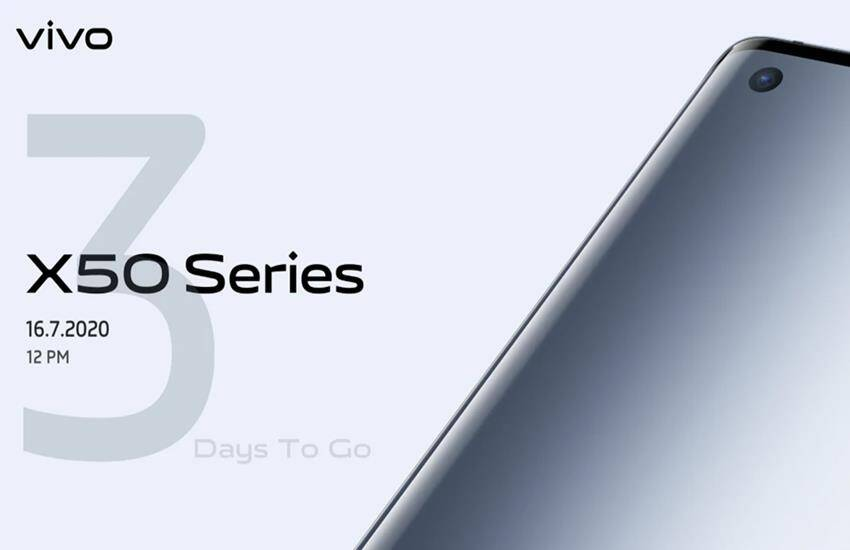 Vivo X50 series launch date in india 16 July, Vivo X50, Vivo X50 Pro, amazon, know details of upcoming smartphones in india