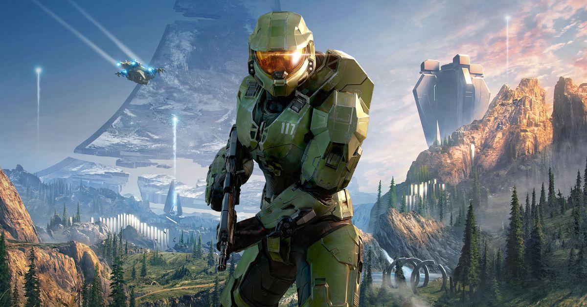 Watch Halo Infinite's 4K trailer for 'full fidelity'