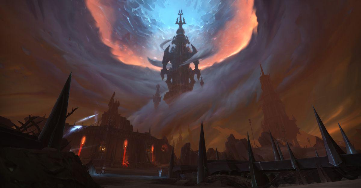 World of Warcraft: Shadowlands' The Maw endgame zone explained