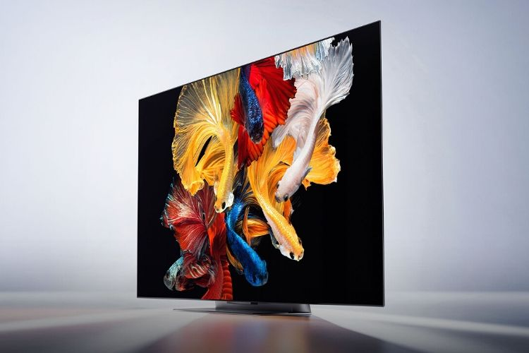 Xiaomi Launches 65-inch Mi TV Master with 4K 120Hz OLED Panel, 65W Speaker