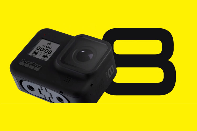 You Can Now Use Your GoPro Hero 8 Black as a Webcam