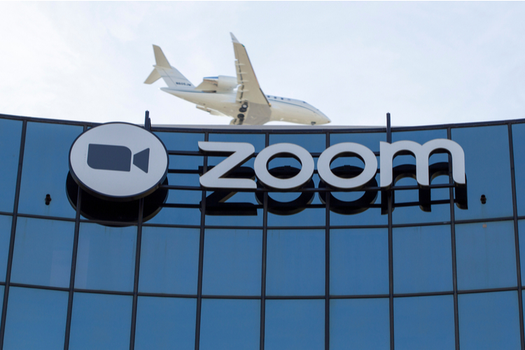 Zoom Unveils a New Touchscreen Display for Its Software