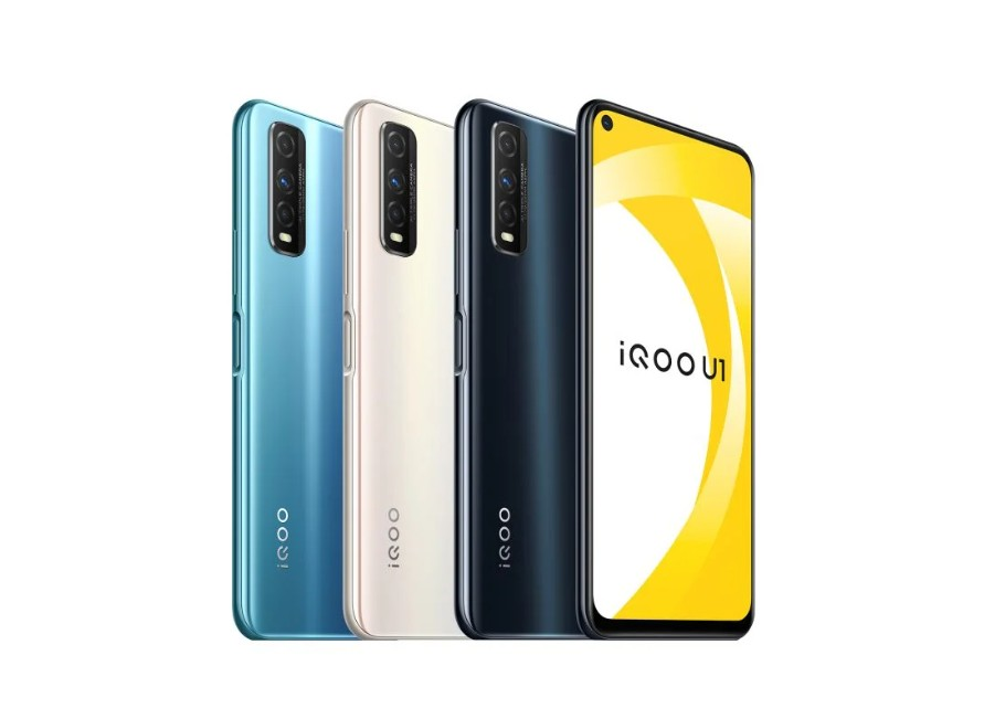 iQOO U1 with Snapdragon 720G, 48MP triple cameras goes official