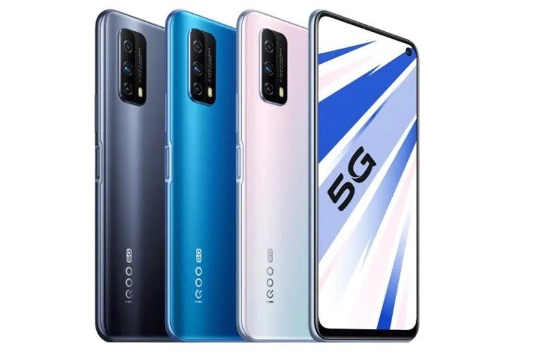 iQOO Z1x official with SD 765G, triple cameras, 5000mAh battery