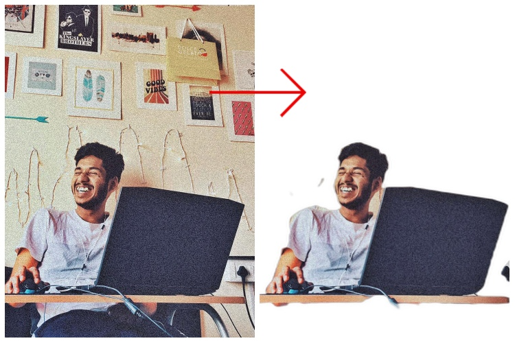 AI-Powered Tool Can Remove Backgrounds From Images in 5 Seconds