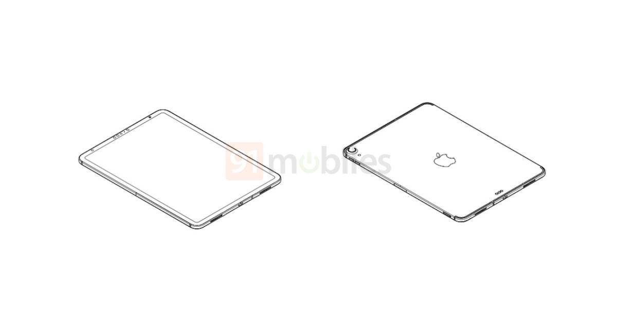 Alleged iPad (2020) leaked schematics show some iPad Pro features coming