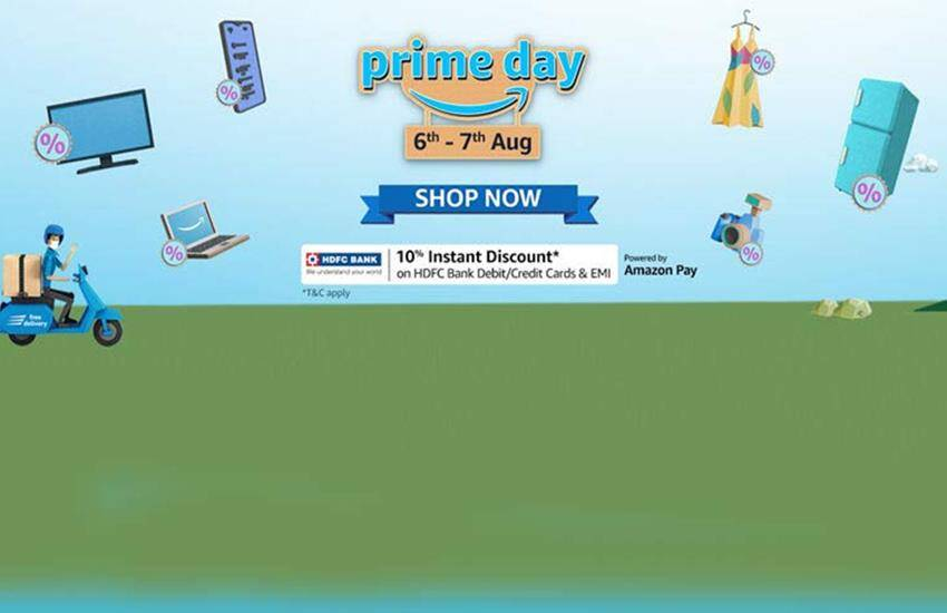 Amazon Prime Day Sale 2020 Today Offers, Deals, Discounts: Smartphones, others products on discount - Amazon Prime Day Sale 2020 Offers: Oppo A11K Budget Phone