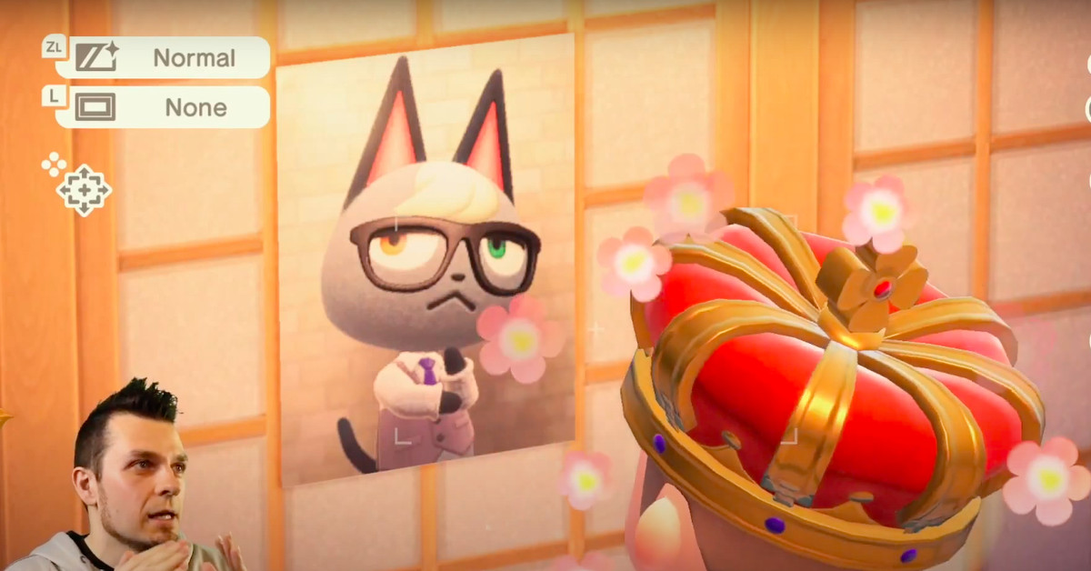 Animal Crossing: New Horizons fans are racing in mazes to win Raymond