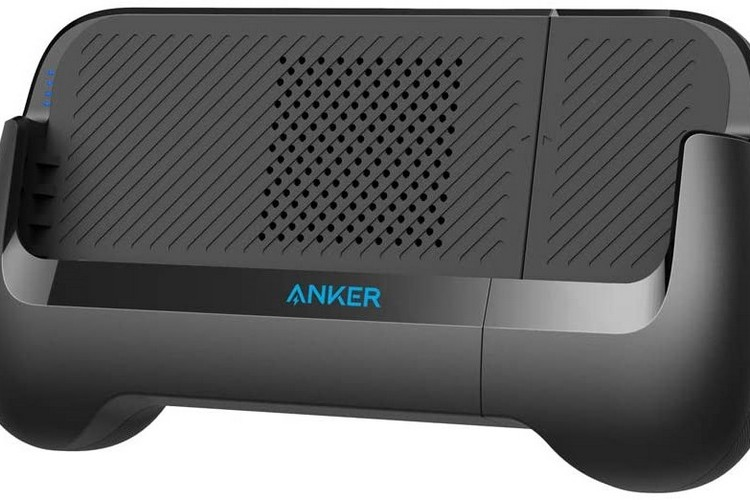 Anker's New Power Bank is Also a Gaming Grip With a Built-In Fan