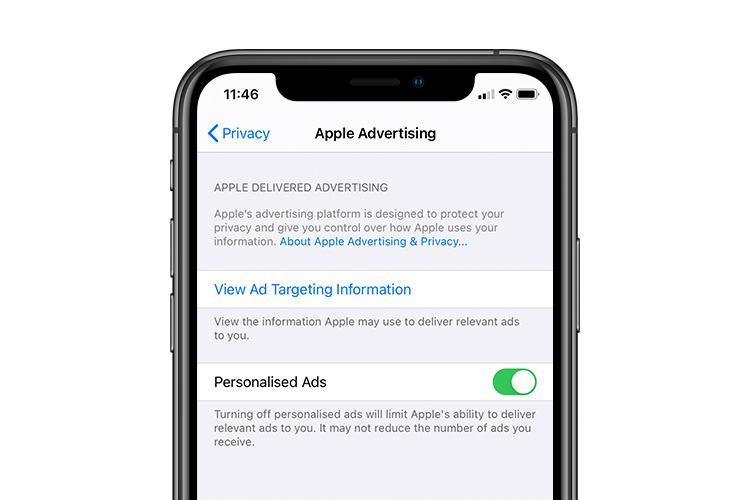 Apple Enables Personalised Ads by Default; Here's How to Turn Them Off