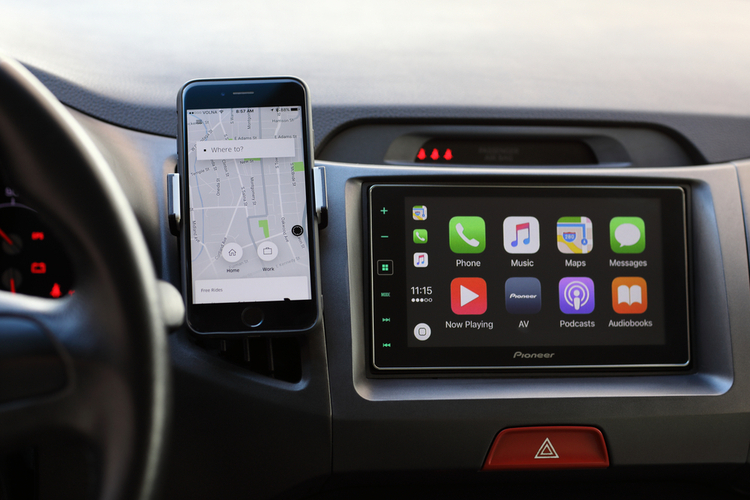 """Apple Might Embed Displays Between the Window Glasses of """"Apple Car"""""""