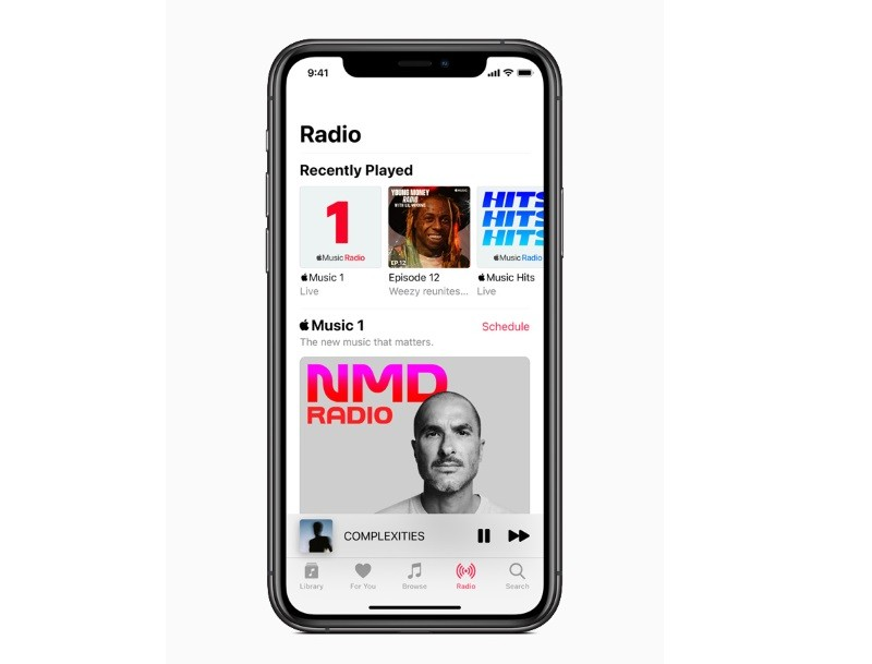 Apple Music gets new radio stations, Beats 1 gets renamed