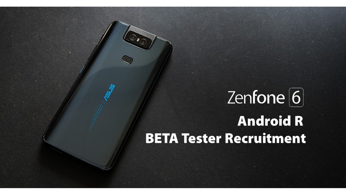 Asus Zenfone 6 Android 11 beta program begins but registrations will end soon
