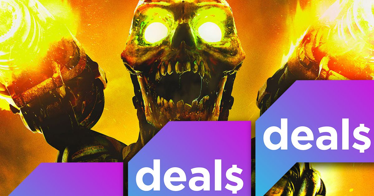 Best gaming deals: Doom Eternal, Switch controllers, Asus laptop