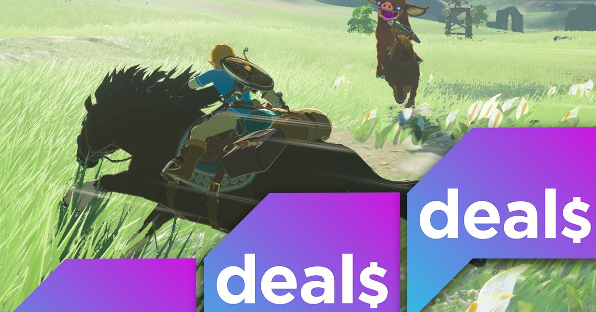 Best gaming deals: Nintendo Switch and Oculus VR games