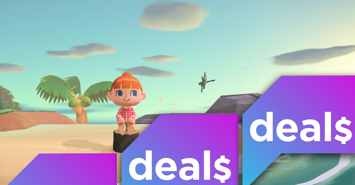 Best gaming deals: Razer PC mouse and keyboard, Animal Crossing: New Horizons
