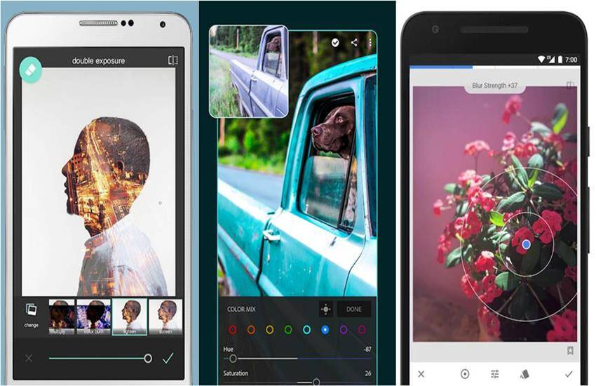 Best photo editing apps, Pixlr, Adobe Lightroom, Prisma, Photo Lab Picture Editor, Snapspeed these are five apps - Best Photo editing Apps: here are 5 best apps for Android users, see list