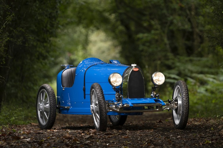"Bugatti's Special ""Toy"" EV for Kids Costs Rs. 51 Lakhs"
