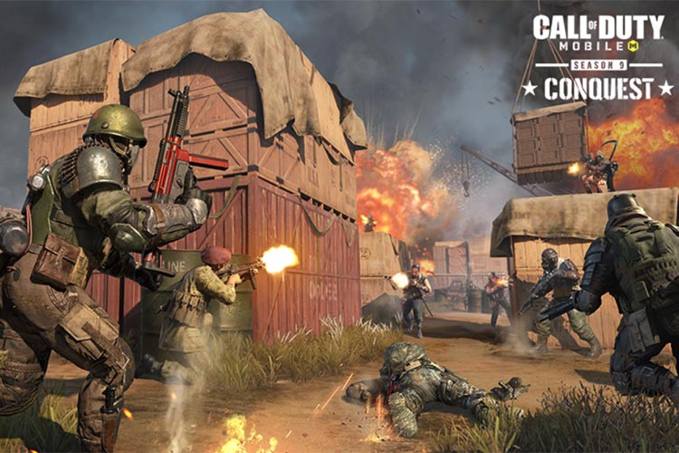 Call of Duty: Mobile Season 9 Brings New Map Areas, Weapons