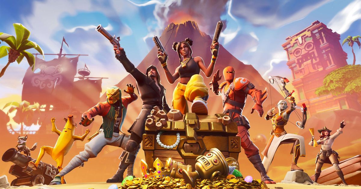 Epic Games' Fortnite lawsuits against Apple and Google, explained