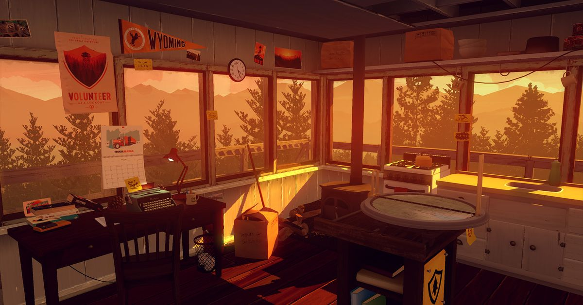 Firewatch movie back on with new producers