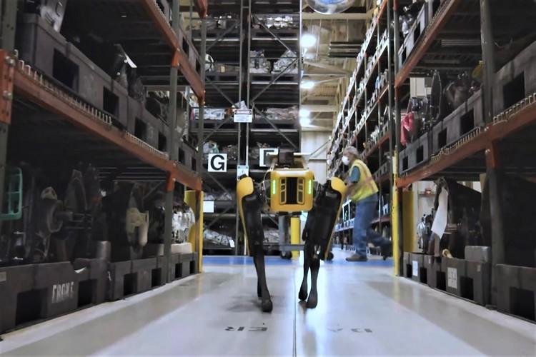 Ford Deploys Boston Dynamics