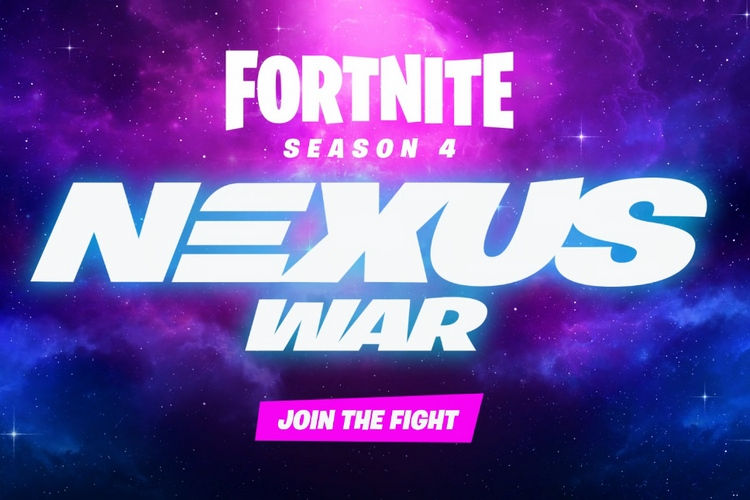 Fortnite Launches 'Nexus War' Season Without Apple Devices