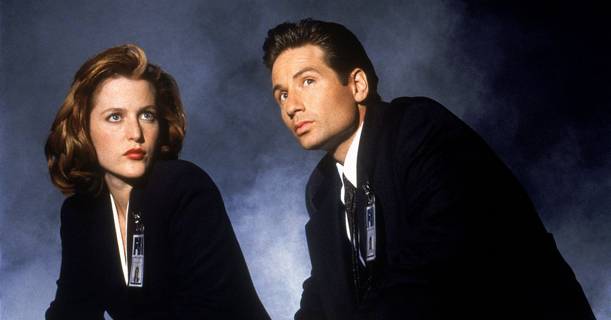 Fox developing an animated X-Files comedy series