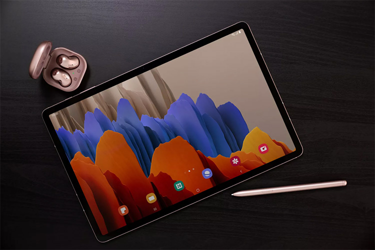 Galaxy Tab S7, S7+ Launched with 120Hz Display; Priced Starting at $649