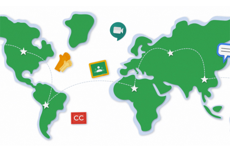 Google Adds New Features to Google Classroom and Meet