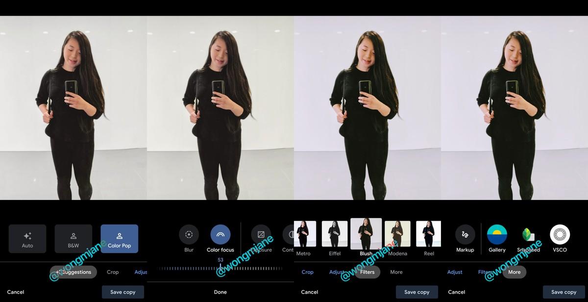 Google Photos app may get a new editor UI soon