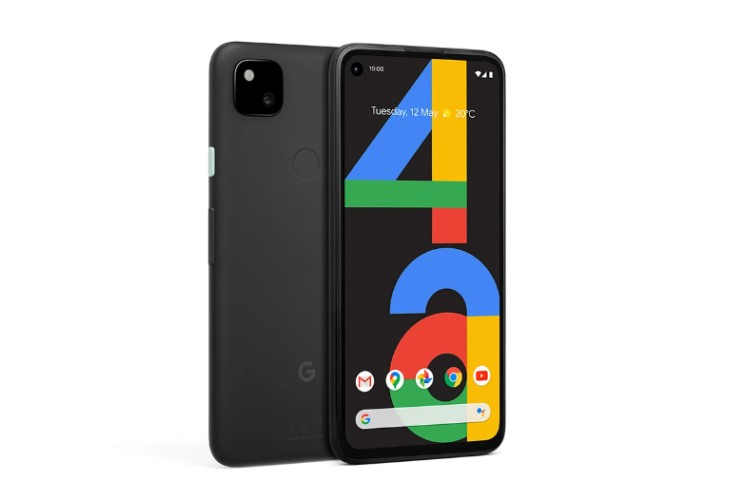 Google Pixel 4a with Snapdragon 730G, Punch-hole Display Goes Official for $349