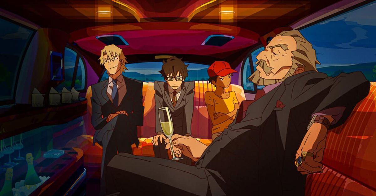 Great Pretender review: Netflix's new anime delivers a thrilling heist