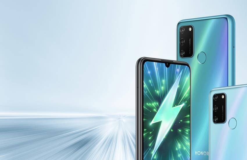 Honor 9A price, honor smartphone launched in india, know amazon sale date, honor mobile price, smartphones under 10000 - Honor 9A budget phone with 4 cameras launched in India, price less than 10 thousand rupees