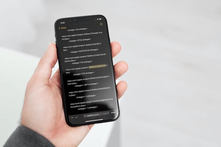 How to Check iPhone Battery Charge Cycles in 2020