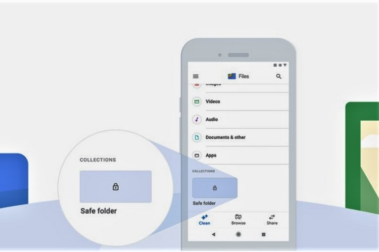How to Enable and Use Safe Folders in Google Files App