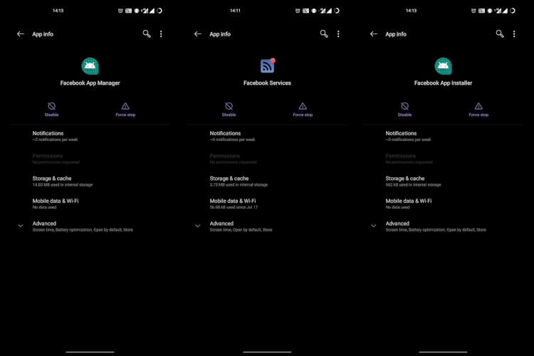 How to Remove Facebook Bloatware from OnePlus 8, 8 Pro and Nord