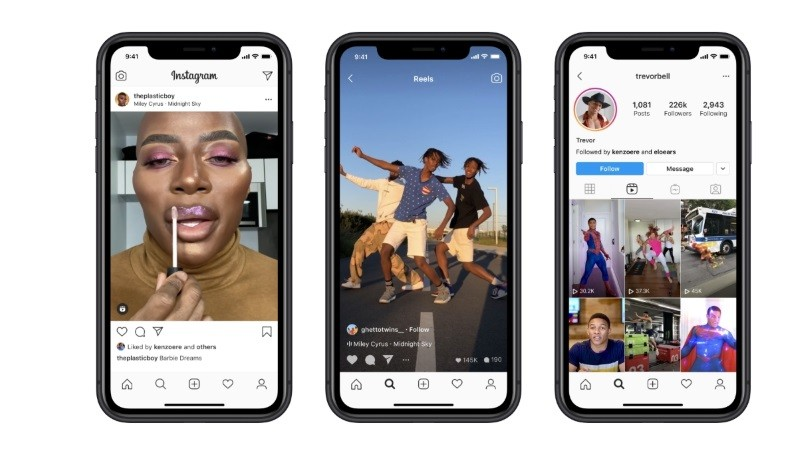 Instagram Reels, a TikTok rival, now available globally