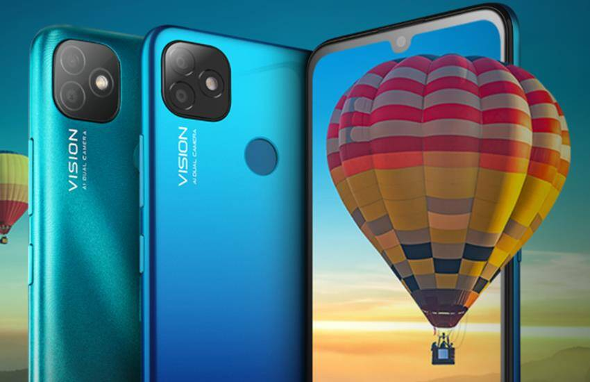 Itel Vision 1 Price in India, new variant launched, know flipkart sale date, budget smartphones under 10000 - new variant of Itel Vision 1 launched in India, know price, sale date and features