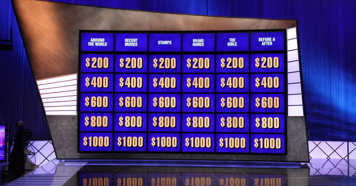 Jeopardy! on Netflix is the greatest relief