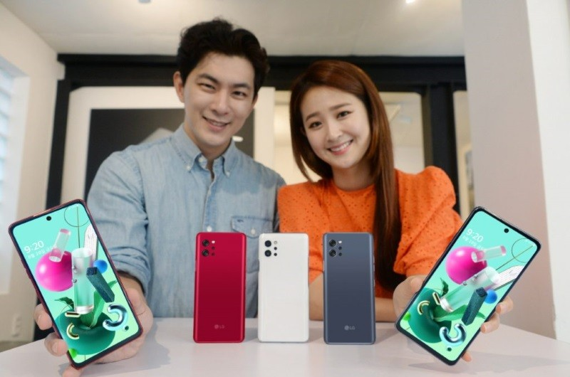 LG Q92 5G with Snapdragon 765G, quad cameras launched for $337