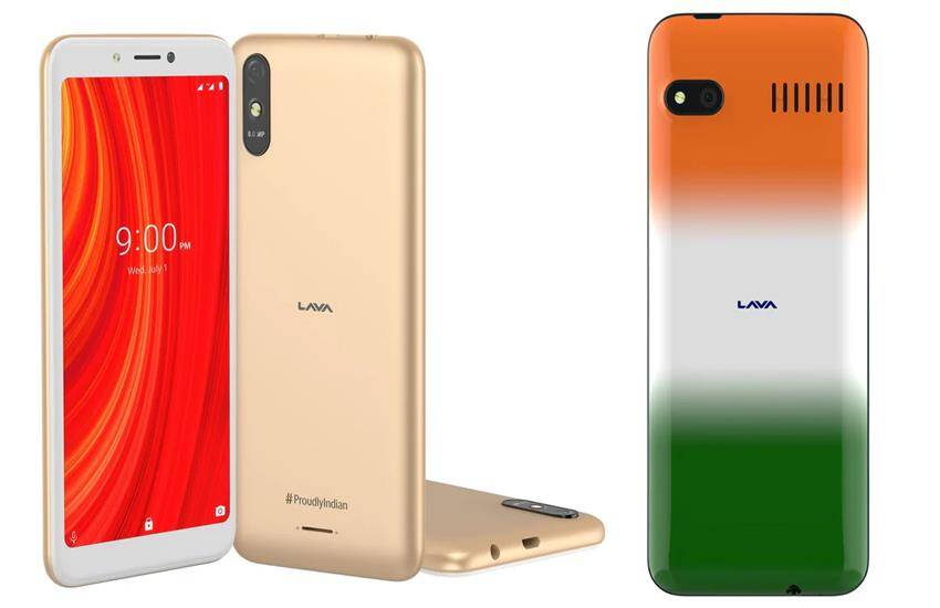 Lava Z61 Pro Price, Lava A5 Price, Lava A9 Price, these three lava mobiles Proudly Indian Editions launched in india, flipkart - Launch Proudly Indian Edition of Lava Z61 Pro, Lava A5 and Lava A9, Learn Price and Features