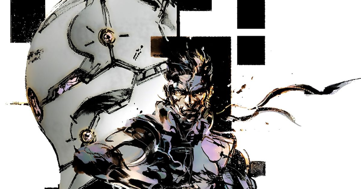 Metal Gear Solid board game delayed again, from 2020 to 2021