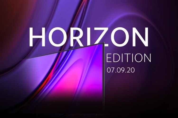 Mi TV Horizon Edition To Launch in India on 7th September