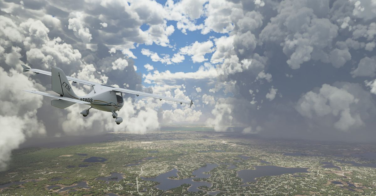 Microsoft Flight Simulator review: clear skies with some light chop