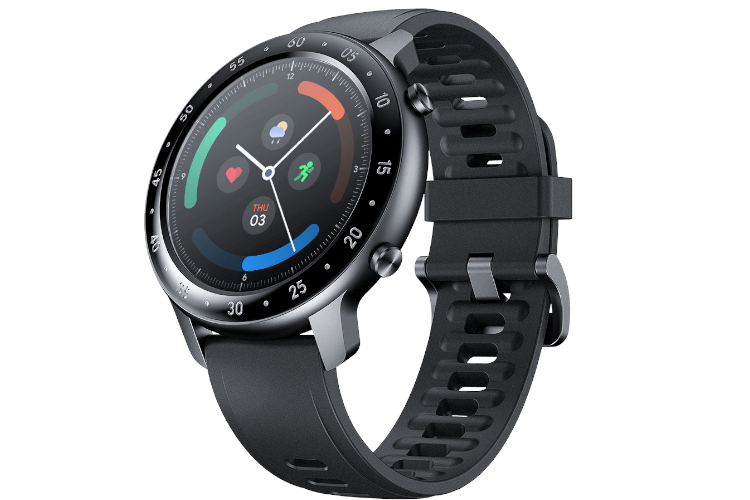 Mobvoi TicWatch GTX Smartwatch Launched in India at Rs.5,669