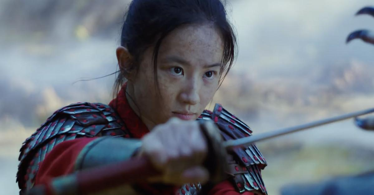 Mulan coming to Disney Plus in September
