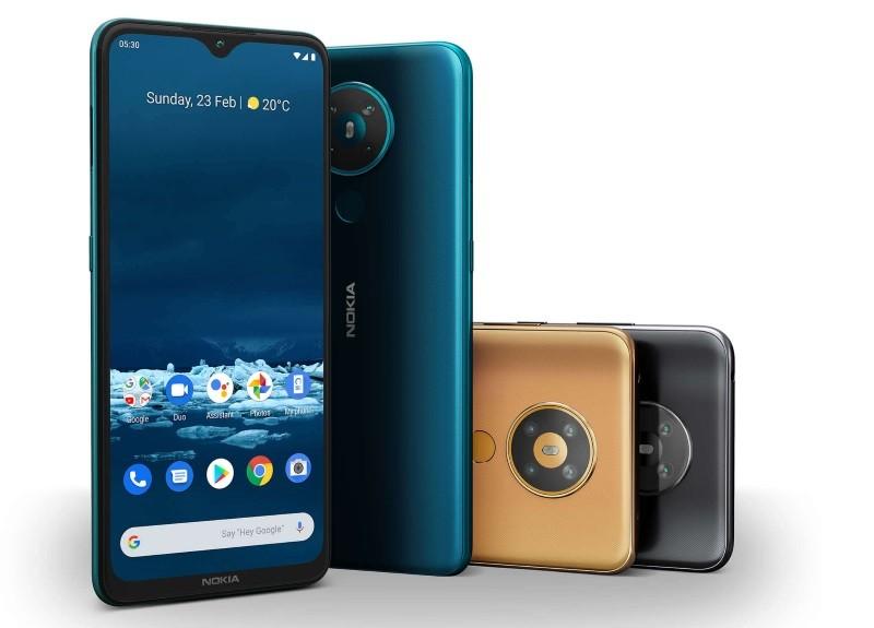 Nokia 5.3, Nokia C3 smartphones unveiled in India