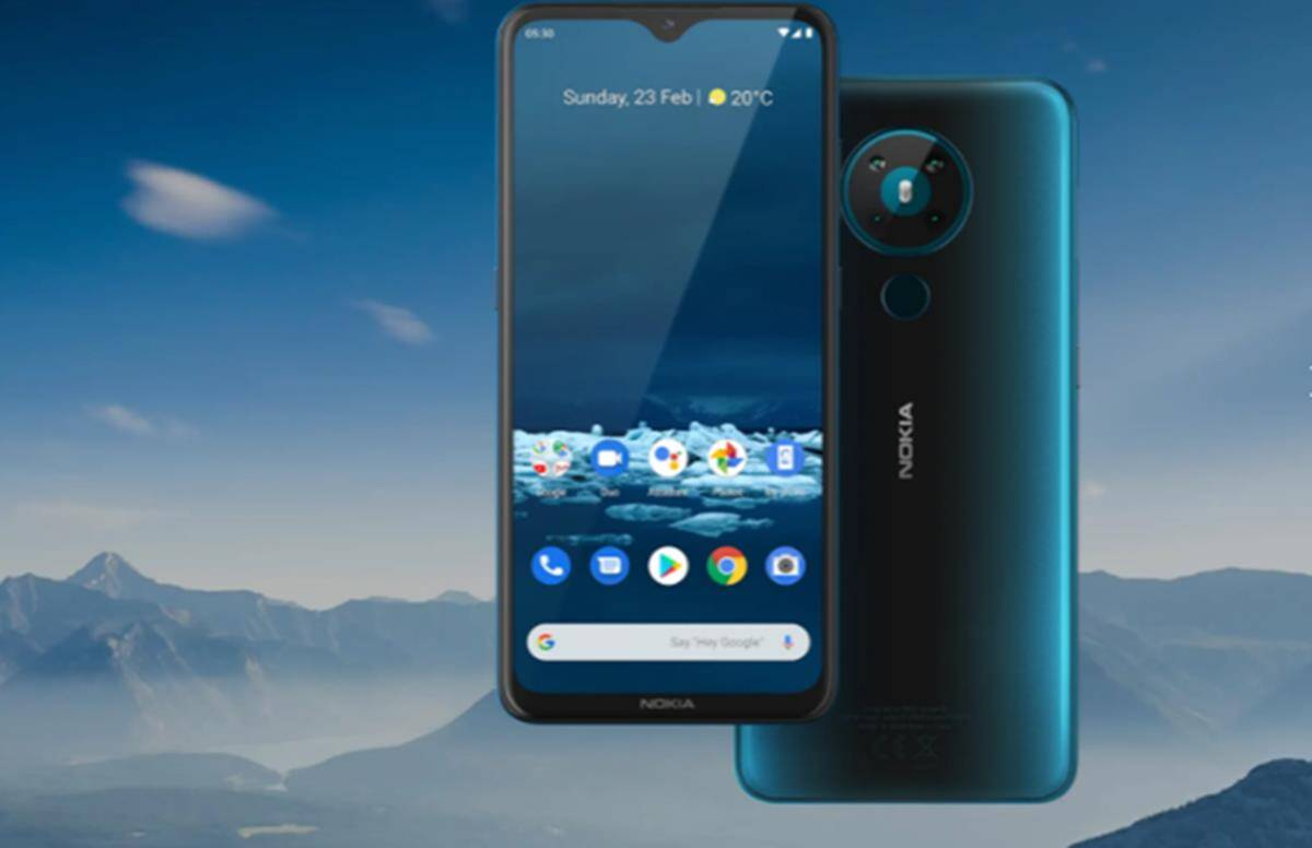 Nokia 5.3 Price, Nokia C3 Price, nokia latest smartphones launched in india, know nokia new phone price, features - Nokia 5.3 and Nokia C3 launched in India, price starts at Rs 7499, know features