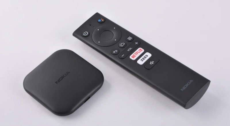 Nokia Media Streamer with Android Pie, dedicated remote official for INR 3,499